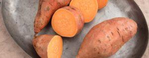 Sweet Potato and Poo